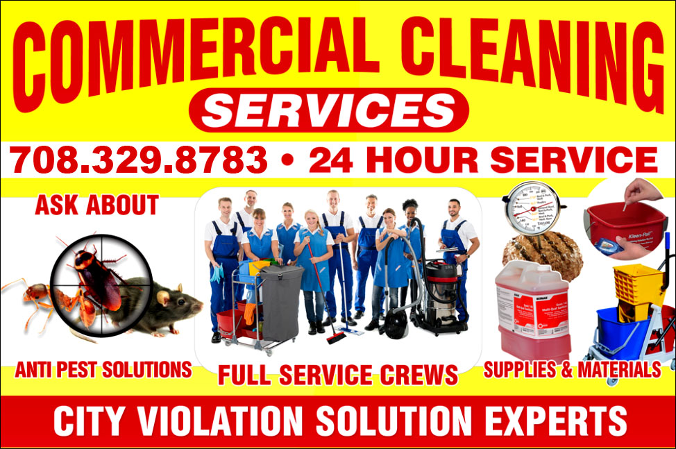 Cleaning Services Quality Services Pros Inc 773 701 2112